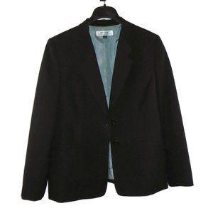 Tahari Arthur Levine Suit Jacket Blazer Pinstripe